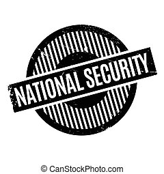 National Security rubber stamp