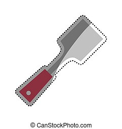 Kitchen utensil for cook icon vector illustration graphic...