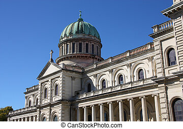 Cathedral - Roman Catholic Cathedral of the Blessed...