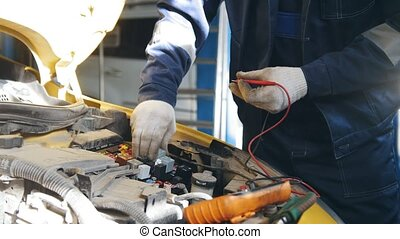 Automotive electrician - automobile service diagnostics,...