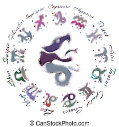Zodiac sign Ophiuchus 13 characters