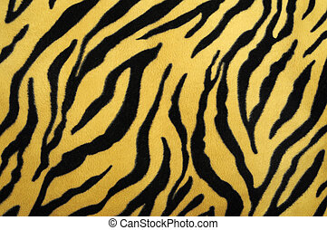 pattern of a tiger skin, excellent wildlife background