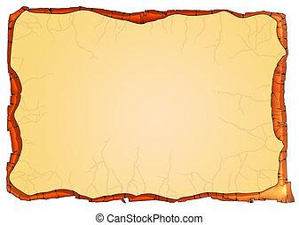 frame - edges
