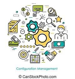 Line concept - Configuration Management