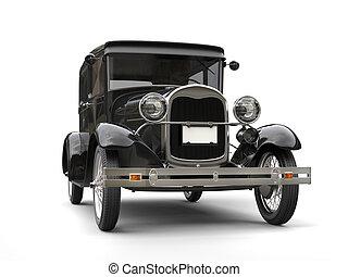 1920s cool black oldtimer car
