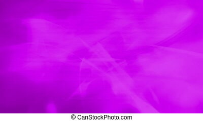 Flowing soft pinkish looping abstract animated background