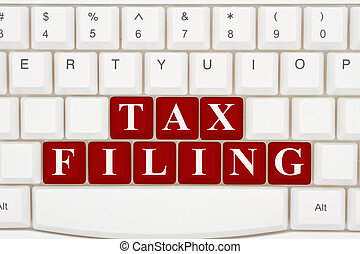 Filing your taxes online