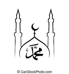 Muhammad prophet of Islam