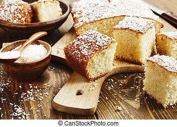Árabe, Torta,  semolina