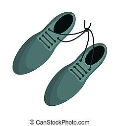 april fool shoelaces tied image - april fool shoelaces tied...
