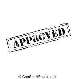'APPROVED' rubber stamp