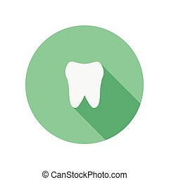 teeth vector icon
