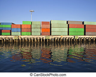 Container Seafront
