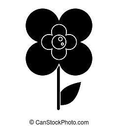 silhouette buttercup flower natural - slihouette buttercup...