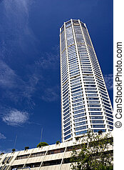 Multistorey Office Building - Image of a the tallest...