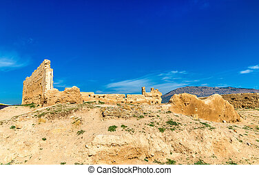 Marinid Tombs in Fes, Morocco