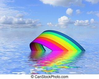 Fallen Rainbow