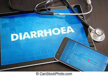 (gastrointestinal, concepto, tableta, médico, enfermedad,...