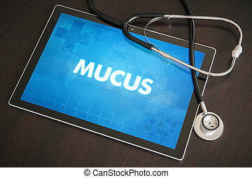 Mucus (gastrointestinal disease related) diagnosis medical...