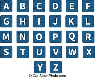 Vector word puzzling game.