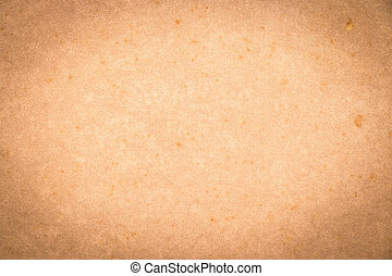 paper texture - Old brown blank paper texture background