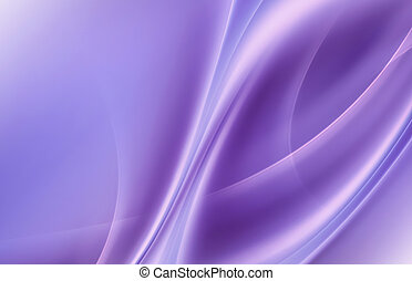 abstract purple background with flowing wavy lines