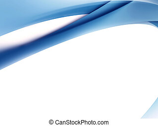 Modern background - Modern abstract background with smooth...