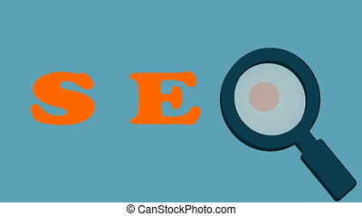 SEO optimization - Search on internet.SEO...