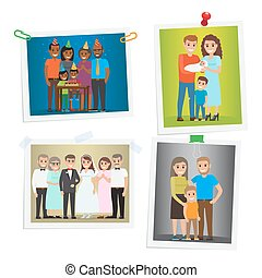 Family Special Day Photos Inoculated on White - Family...