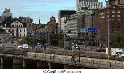 Central Station in Stockholm. Sweden. - Central Station in...