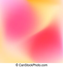 Abstract Blur Color Background - Abstract trend gradient...