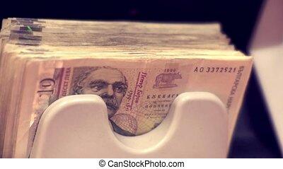 Money counter machine 9