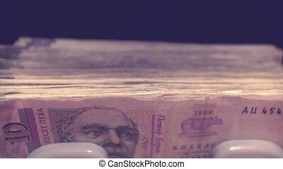 Money counter machine 6