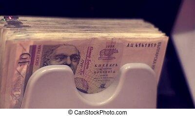 Money counter machine 4