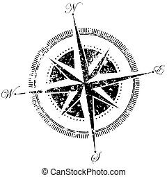 compass, this illustration may be useful as designer work