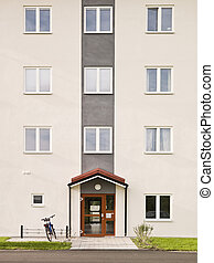 Modern Appartments - Modern Recidential Structure