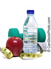 fitness needs - fitness health and exercise objects