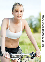Sport woman