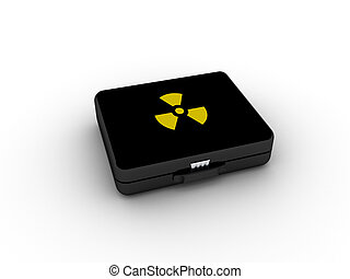 Nuclear suitcase