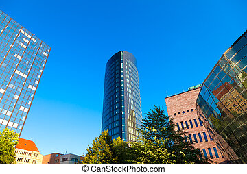 Dortmund, Germany. - Downtown Dortmund, Germany.