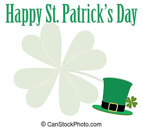 Happy Saint Patricks Card