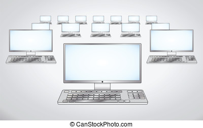Computers and the keyboard