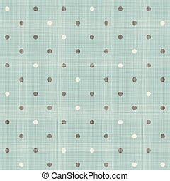 abstract seamless polka dot pattern on texture background