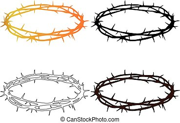 crown of thorns,