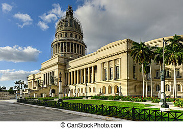 National Capital Building - Havana, Cuba - National Capital...