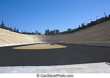 Panathinaiko Stadium, Athens, Greece
