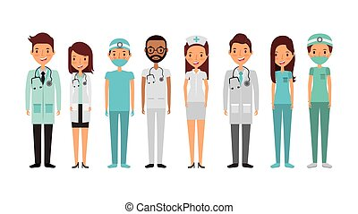 medical professional people