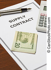 Supply Contract