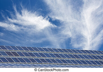 solar panels 3057 - lots of solar panels on roof a;ternative...