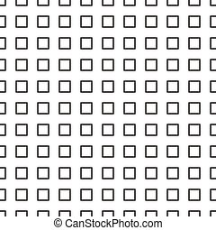 Seamless pattern contours of the square - Seamless pattern...